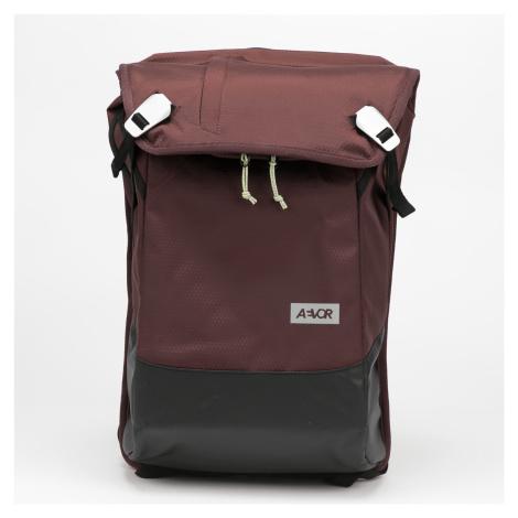 AEVOR Daypack Proof tmavovínový / čierny