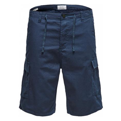 ONLY&SONS Pánske kraťasy Nadir Cargo Shorts Pk Dress Blues Only & Sons