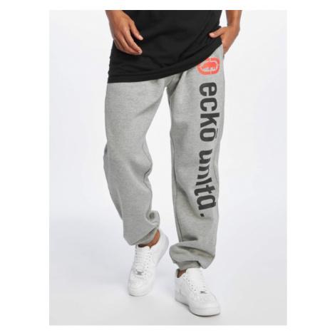 Ecko Unltd. / Sweat Pant 2Face in grey - Veľkosť:2XL