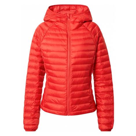 UNITED COLORS OF BENETTON Prechodná bunda  červená