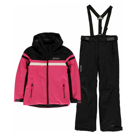 Nevica Nancy Skiing Suit Set Pink/Black