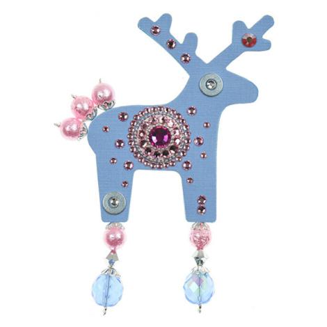 Deers Veľký svetlo modrý Jelínek Tarotaria