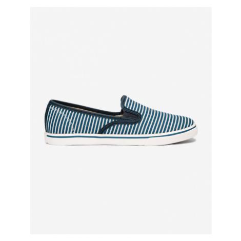 Polo Ralph Lauren Janis Slip On Modrá