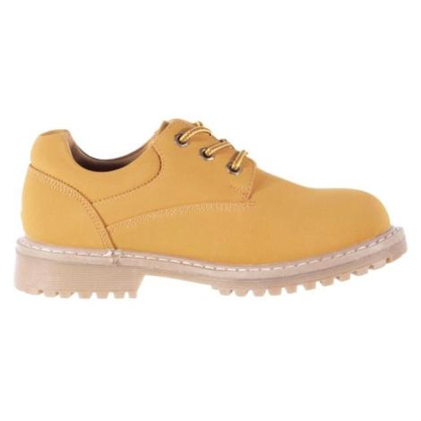 Junior League BORGSTENA béžová - Detská voľnočasová obuv