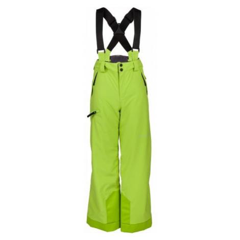 Spyder BOYS PROPULSION svetlo zelená - Chlapčenské nohavice