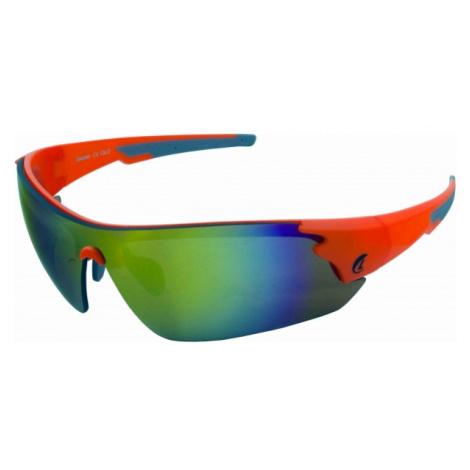 Laceto Laceto LUCY oranžová - Športové slnečné okuliare