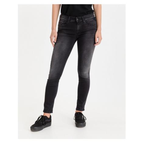 Replay Jeans Čierna