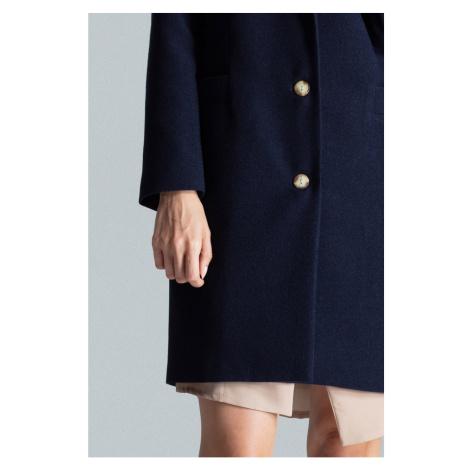 Dámsky kabát Figl M670