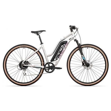 Dámsky Elektrobicykel Rock Machine Cross E325 Lady + Dárček: Zabezpečenie Datatag