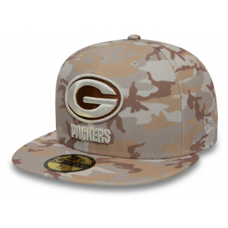 Šiltovka New Era 59Fifty Camo NFL Green Bay Packers
