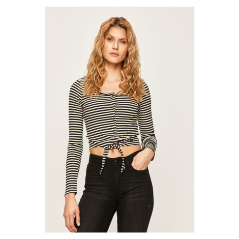 Pepe Jeans - Tričko s dlhým rukávom FALBALA