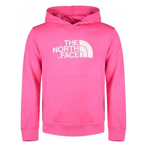 The North Face M Light Drew Peak Pullover Hoodie-Eu Mr. Pink-M ružové NF00A0TEWUG-M