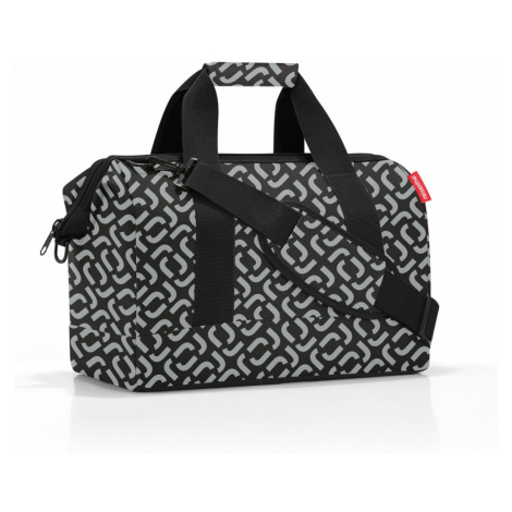 Cestovná taška Reisenthel Allrounder M Signature Black