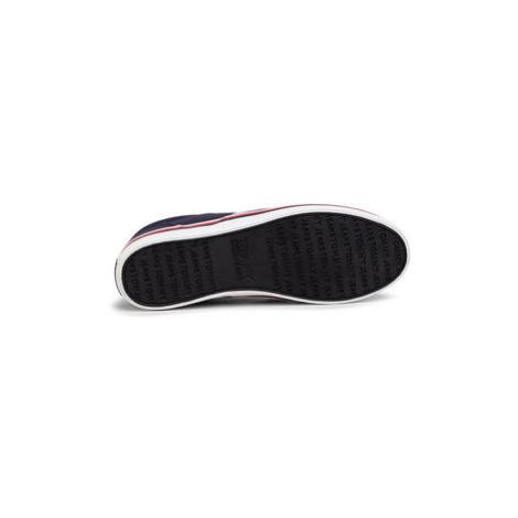 Tommy Jeans Tenisky Essential Slip On Sneaker EN0EN00782 Tmavomodrá Tommy Hilfiger