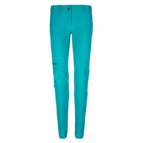 Women's outdoor pants Umberta-w turquoise - Kilpi