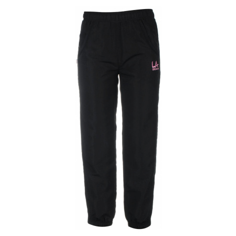 LA Gear Closed Hem Woven Pants Girls Black