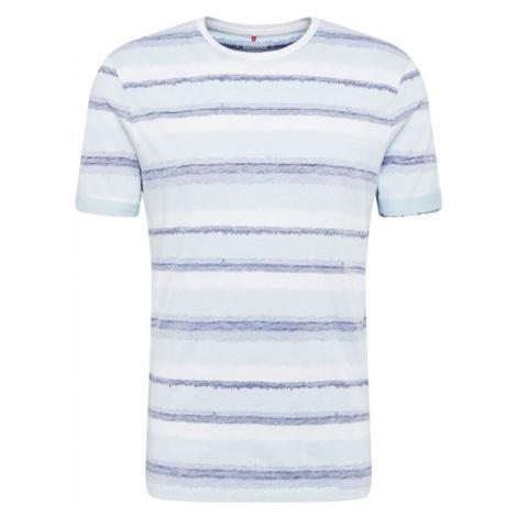 CINQUE Tričko 'CIMARCO'  azúrová / biela / modrá