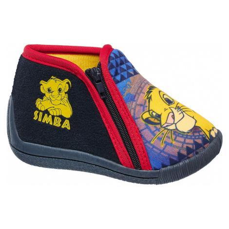 Leví kráľ - Modré papučky Leví kráľ