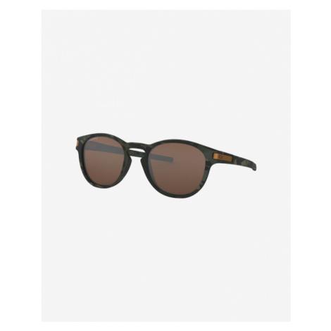 Oakley Latch™ Olive Camo Slnečné okuliare Zelená