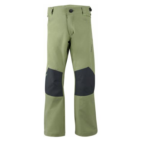 Husky Zony K olivová, Detské outdoor nohavice