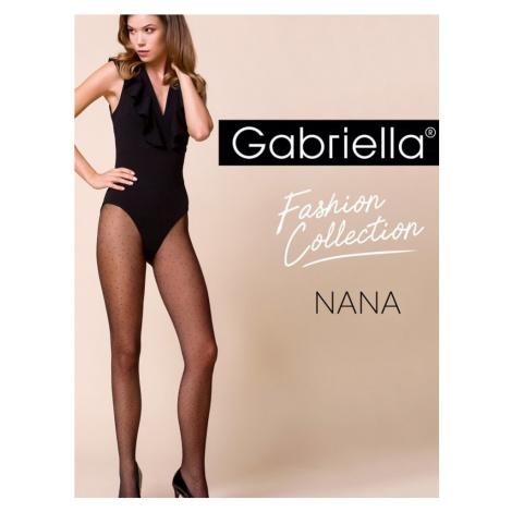 Dámske pančuchové nohavice Gabriella Nana code 460