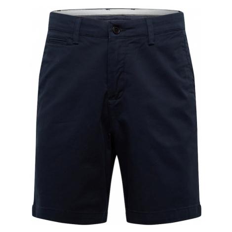 SELECTED HOMME Chino nohavice  tmavomodrá