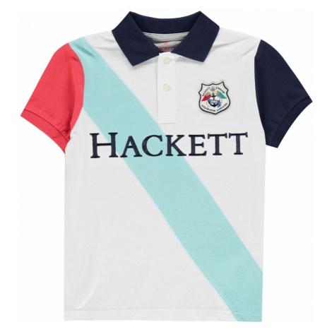 Hackett Hacket Sash Polo