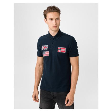 Napapijri Ehiri Polo tričko Modrá