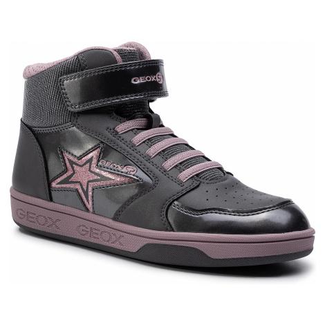 Sneakersy GEOX - J Maltin G. A J9200A 0HIBC C0952 D Dk Grey/Pink