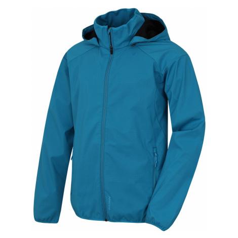Husky Sally modrá, Pánska softshellová bunda