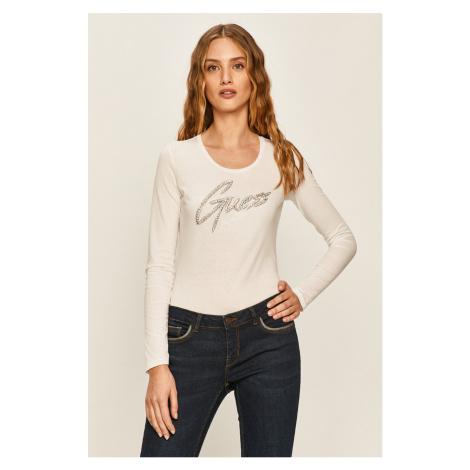 Guess Jeans - Tričko s dlhým rukávom