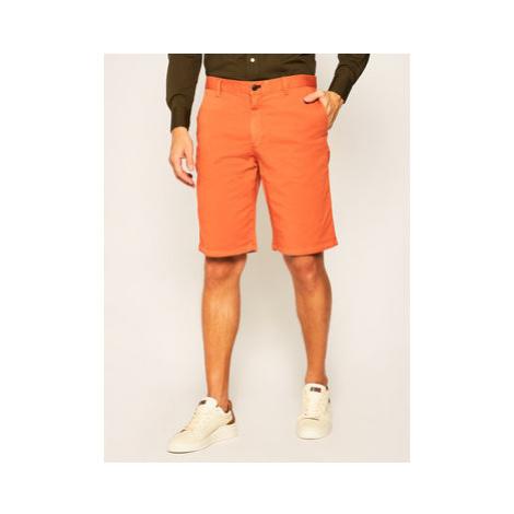 Joop! Bavlnené šortky 15 Jjf-65Rudo 30020613 Oranžová Regular Fit
