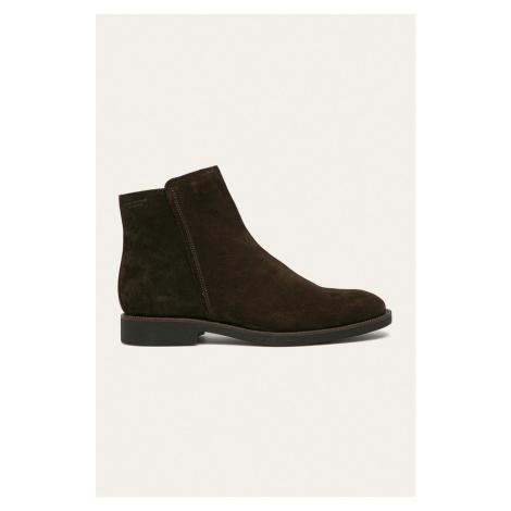 Vagabond - Kožená obuv Roy