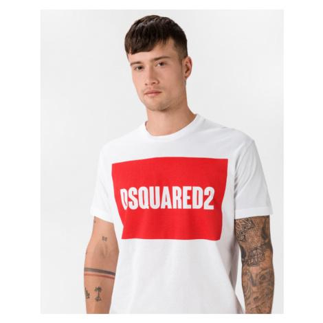 DSQUARED2 Tričko Biela Dsquared²