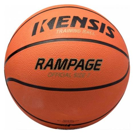 Kensis RAMPAGE7 oranžová - Basketbalová lopta