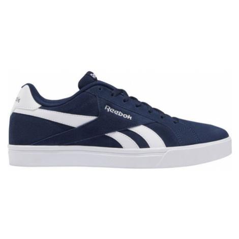 Reebok ROYAL COMPLETE modrá - Pánska voľnočasová obuv