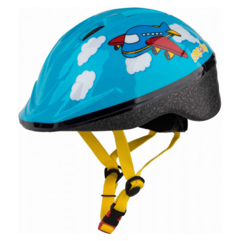 Arcore WAPI modrá - Chlapčenská cyklistická prilba