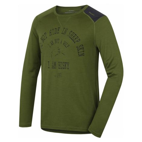 Pánske športové tričká a tielka Husky