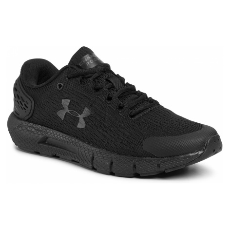 Topánky UNDER ARMOUR - Ua W Charged Rogue 2 3022602-001 Blk