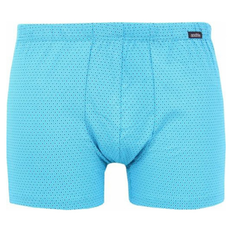 Andrie men's boxers turquoise
