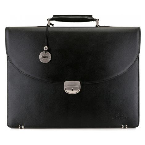 Luxusná pánska kožená taška Wittchen