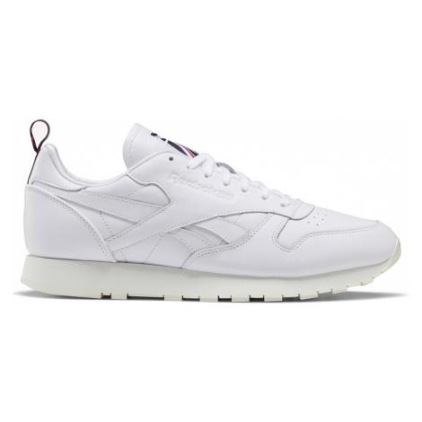 Reebok Classic Leather Shoes-10 biele FW7796-10