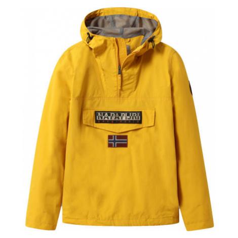 Napapijri RAINFOREST M SUM 1 žltá - Pánska bunda