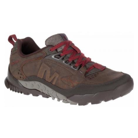 Merrell ANNEX TRAK V béžová - Pánska outdoorová obuv
