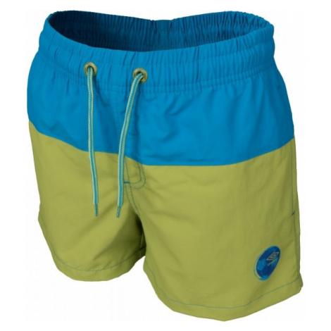 Umbro WREN zelená - Chlapčenské kúpacie šortky