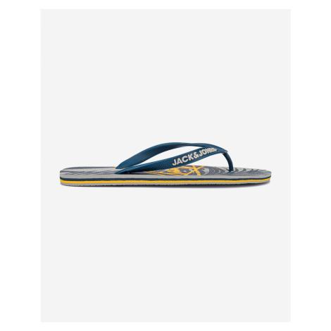Sandále, papuče pre mužov Jack & Jones - zlatá