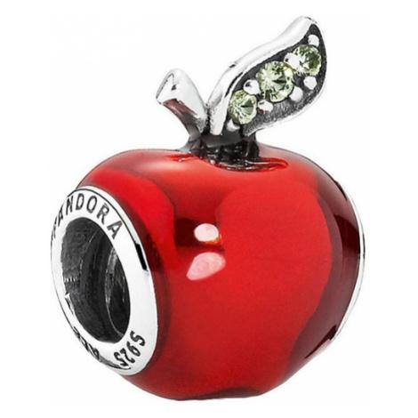 Pandora Prekrásny korálik Disney Snehulienkina jablko 791572EN73