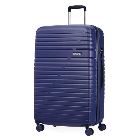 American Tourister Cestovný kufr Aero Racer EXP 61G 100/115 l - tmavě modrá