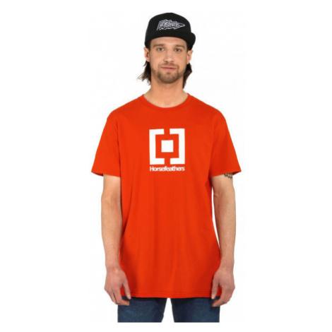 Horsefeathers BASE T-SHIRT - Pánske tričko