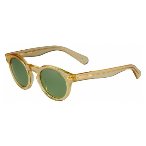 POLO RALPH LAUREN Slnečné okuliare '0PH4165'  sivá / zlatá